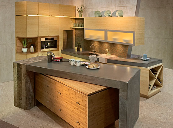 Ramsey Hill Cabinetry Modern Kitchen